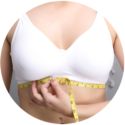 92dd0c4ea6 How to Measure your Bra Size